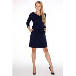 Sukienka Marlann Navy Blue